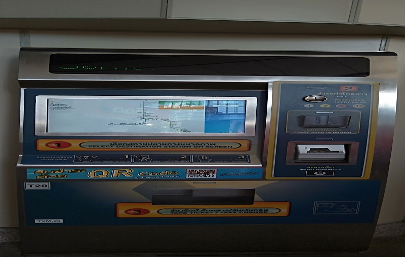 BTS自動販売機
