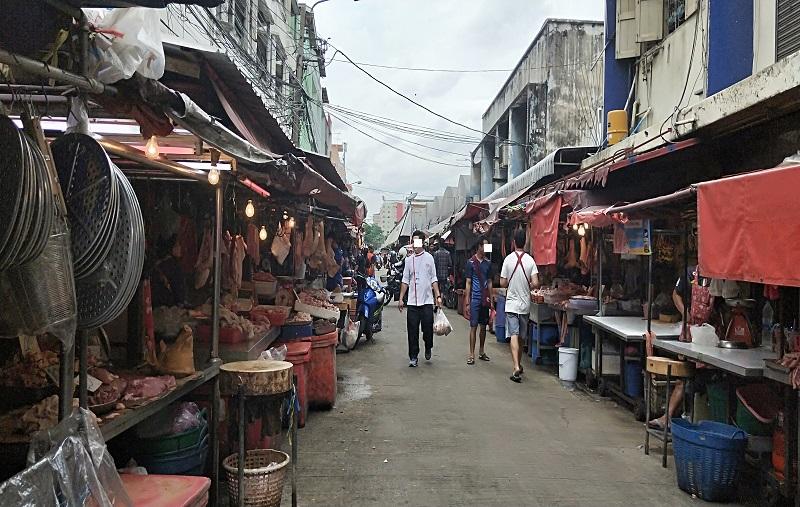 バンカビの市場