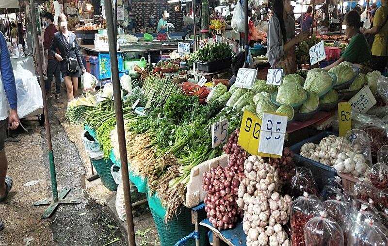 バンカビ市場