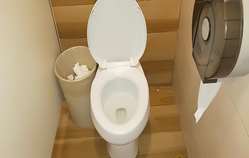 タイのトイレ