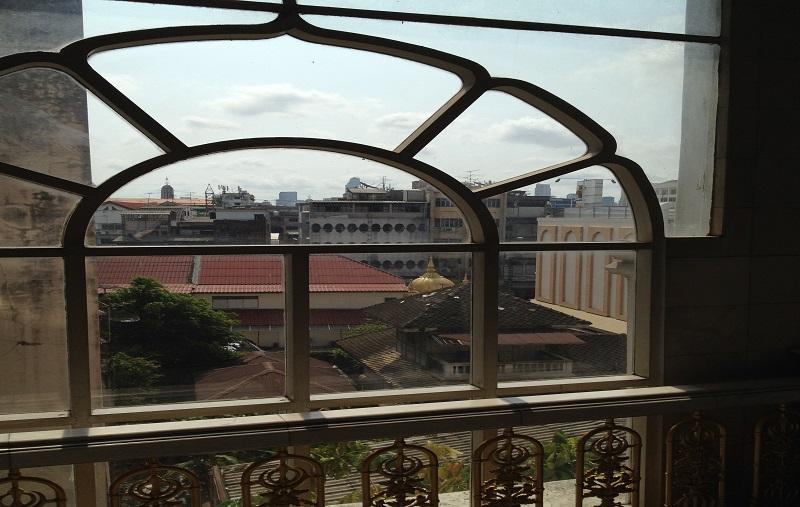 バンコクのシーク教寺院