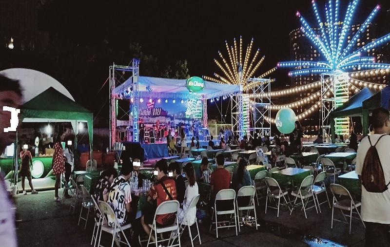 タイのお祭り