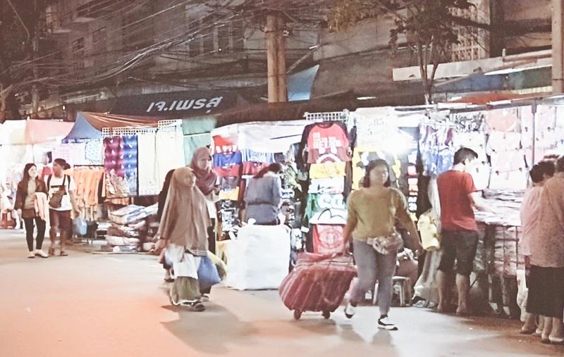ボーベー市場