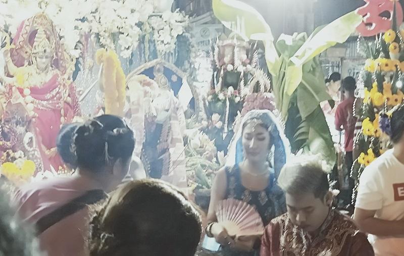 ワットケークのお祭り