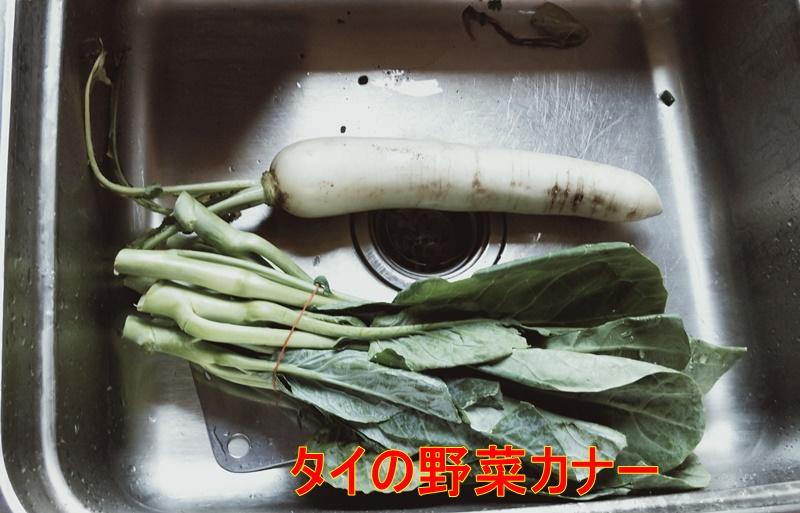 タイの野菜カナー